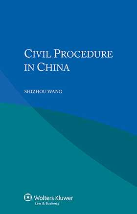 Civil Procedure in China