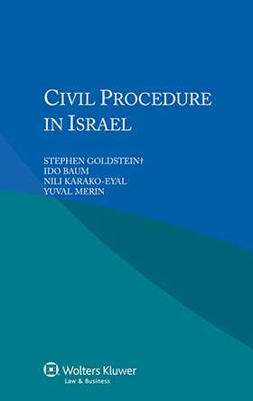 Civil Procedure in Israel