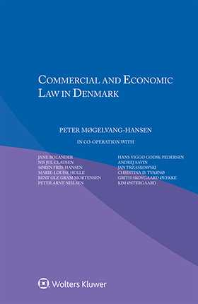 Commercial and Economic Law in Denmark, Second Edition