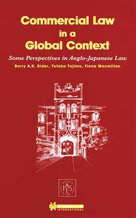 Commercial Law In A Global Context, Some Perspectives In