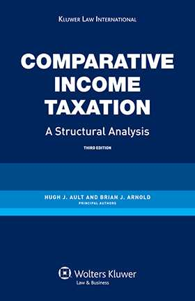 Comparative Income Taxation. A Structural Analysis- 3rd edition
