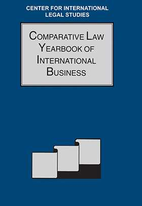 Comparative Law Yearbook of International Business 2000