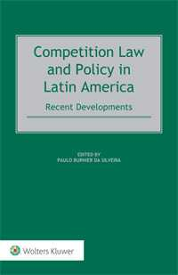 Competition Law and Policy in Latin America: Recent Developments by DA SILVEIRA