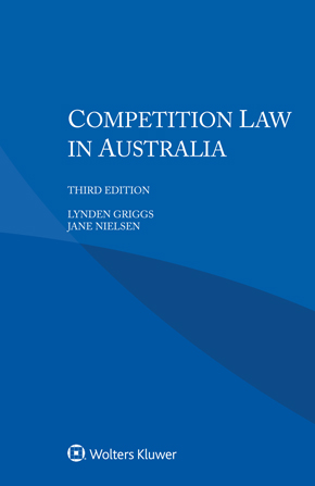 Competition Law in Australia, Third edition by NIELSEN