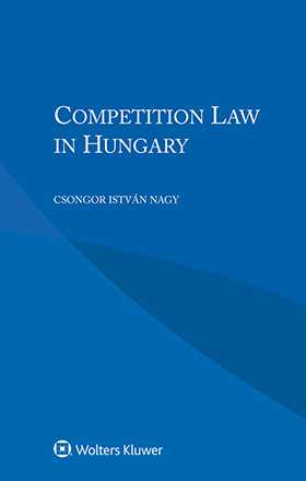 Competition Law in Hungary