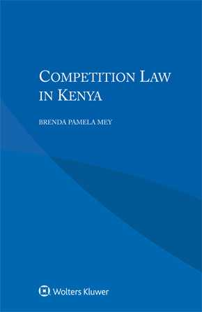 Competition Law in Kenya by MEY