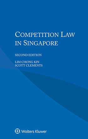 Competition Law in Singapore, Second Edition