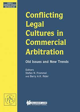 Conflicting Legal Cultures in Commercial Arbitration, Old Issues