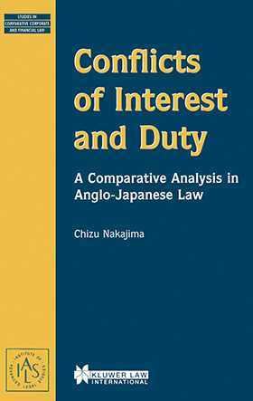 Conflicts Of Interest And Duty, A Comparative Analysis In Anglo-J