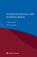 Constitutional Law in Hong Kong, Third Edition by COORAY