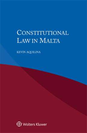 Constitutional Law in Malta by AQUILINA