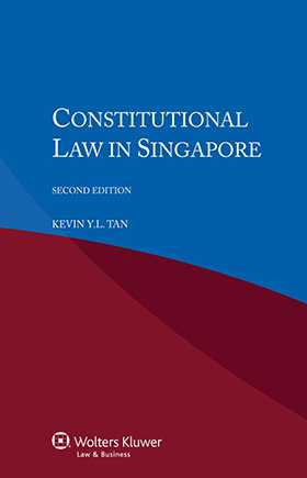 Constitutional Law in Singapore - Second Edition
