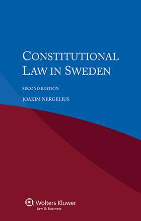 Constitutional Law in Sweden - Second Edition