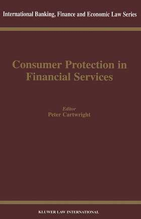 Consumer Protection in Financial Services