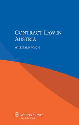 Contract Law in Austria