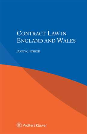 Contract Law in England and Wales by FISHER
