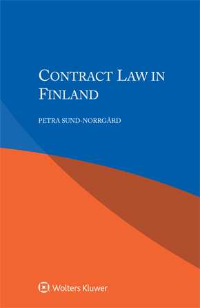 Contract Law in Finland by SUND-NORRGARD