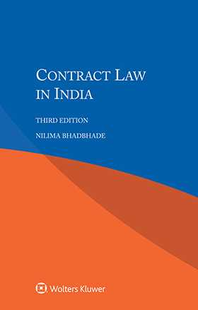 Contract Law in India, Third Edition