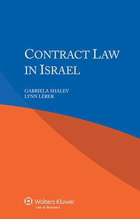 Contract Law in Israel