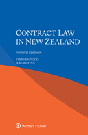 Contract Law in New Zealand, Fourth Edition by TODD