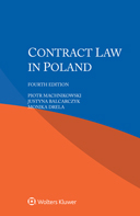 Contract Law in Poland, 4th edition by MACHNIKOWSKI