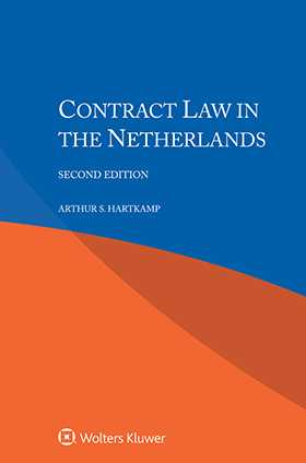 Contract Law in the Netherlands, Second Edition