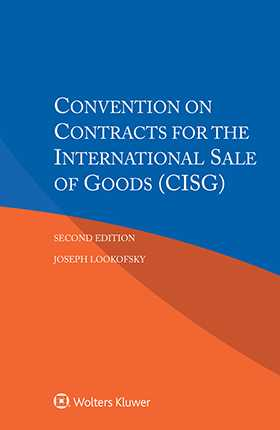 Convention on Contracts for the International Sales of Goods (CISG), 2nd edition