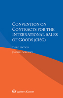Convention on Contracts for the International Sales of Goods (CISG), Third edition by LOOKOFSKY