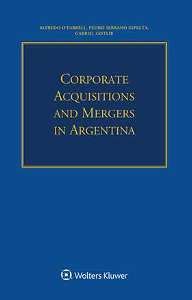 Corporate Acquisitions and Mergers in Argentina 10057533-0001