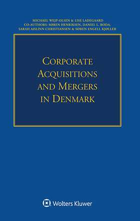 Corporate Acquisitions and Mergers in Denmark