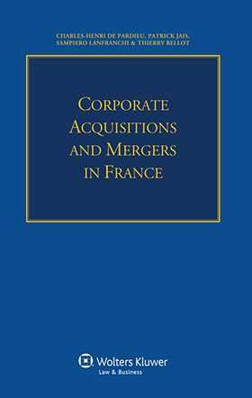 Corporate Acquisitions and Mergers in France