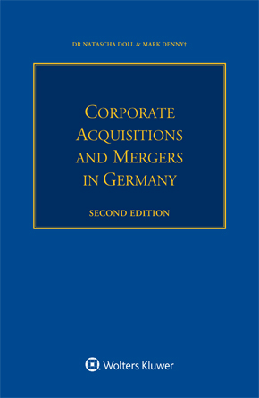 Corporate Acquisitions and Mergers in Germany, Second edition by BEINERT