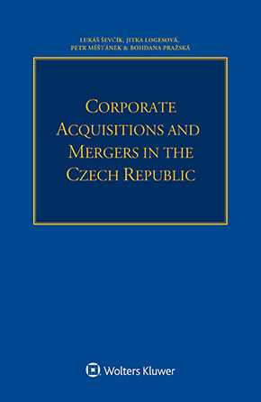 Corporate Acquisitions and Mergers in the Czech Republic by SEVCIK