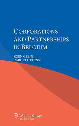 Corporations and Partnerships in Belgium