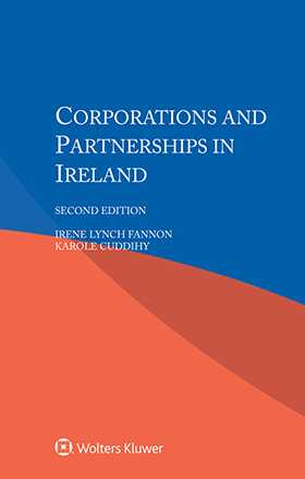 Corporations and Partnerships in Ireland, Second Edition