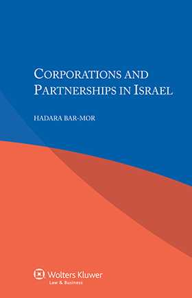 Corporations and Partnerships in Israel