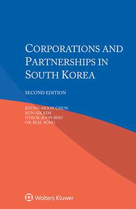 Corporations and Partnerships in South Korea, Second Edition