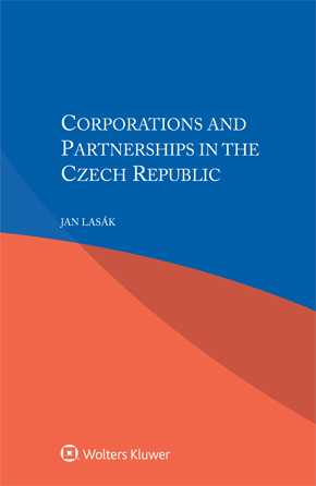 Corporations and Partnerships in the Czech Republic by LASAK