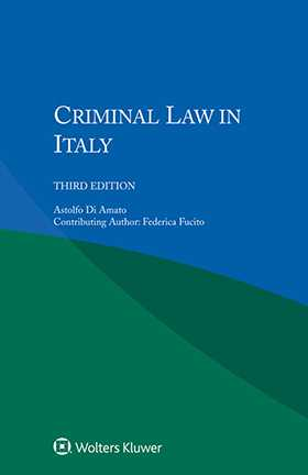 Criminal Law in Italy, Third Edition