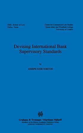 Devising International Bank Supervisory Standars