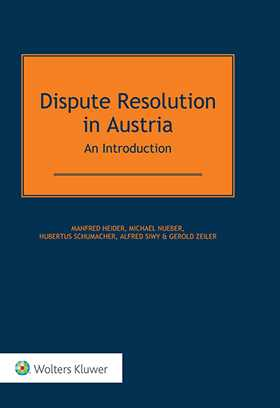 Dispute Resolution in Austria: An Introduction