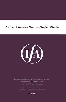 IFA: Dividend Access Shares (Stapled Stock)