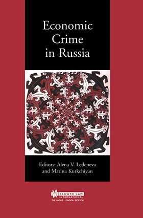 Economic Crime In Russia