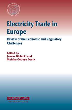 Electricity Trade in Europe by
