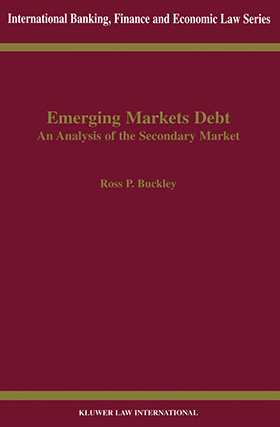 Emerging Markets Debt: An Analysis of the Secondary Market