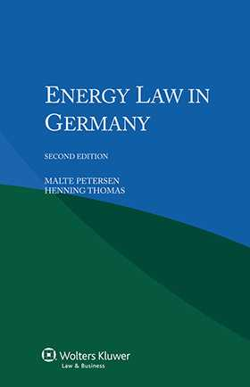 Energy Law in Germany - Second Edition