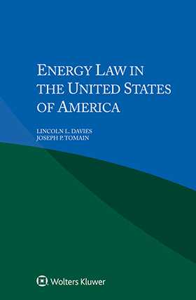 Energy Law in the United States by Lincoln L. Davies, Joseph P. Tomain