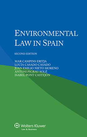 Environmental Law in Spain - 2nd edition