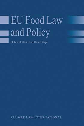 EU Food Law and Policy