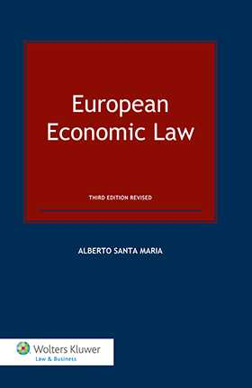 European Economic Law - Third Revised Edition